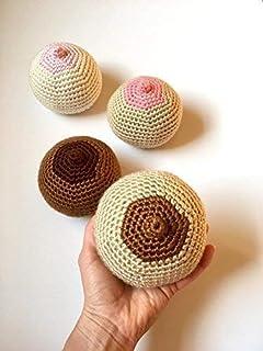 Crochet Breastfeeding Demonstration Model