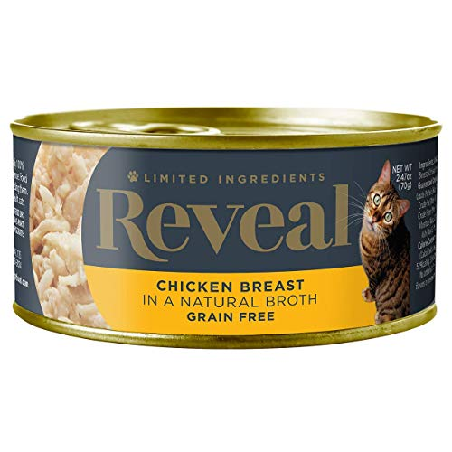 Reveal Limited Ingredient Wet Canned Cat Food