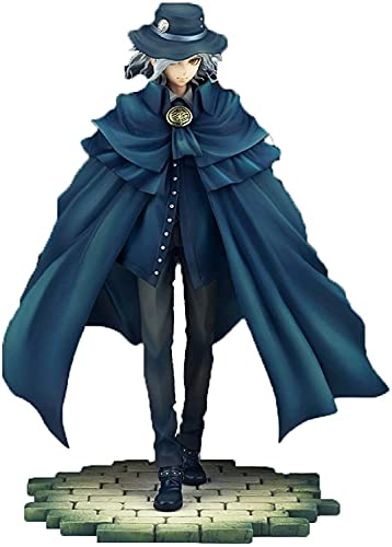 GONGSI Fgo: Monte Cristo: Edmond Dantès Anime Action Figure Anime Modell PVC - Fans de Anime, la Primera opción para Regalos Azules (Color : Blue)