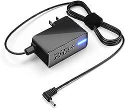 [UL Listed] Pwr+ Extra Long 6.5 Ft AC Adapter Rapid 2.1A Charger for Fuhu Nabi 2 Ii Nabi2-nv7a Nabi2-nva/Meep Kurio Kids Tablet Tab Power Supply Cord Plug