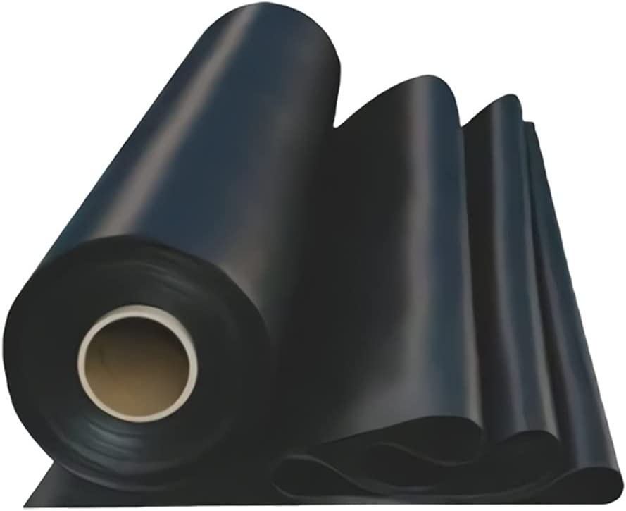BAIYING Pond Liners Special sale item Foldable Max 76% OFF Tear Film Resistance Impermeable
