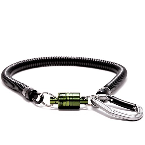 Freestone Outfitters Super Strong Magnetic Net Release for Fly Fishing (Upgraded Green, 1)