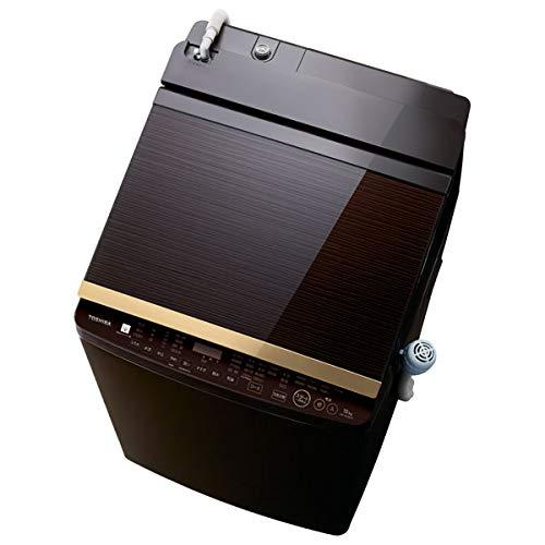 TOSHIBA(東芝)『縦型洗濯乾燥機ZABOON(AW-10SV8)』