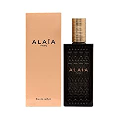 The heart is an abstract floral impression The top is a fresh impression with airy notes The base impression of animal and musky notes, like a second skin Alaïa Paris is an Eau de Parfum Resolutely a modern creation with both cool and warm notes