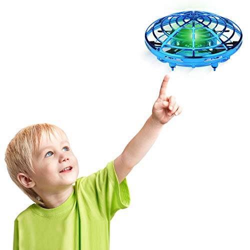 Desuccus Flying Toys Drones for Kids & Adults, Hands Controlled Mini Drone...