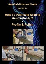 How To Fabricate Granite Countertop DVD - Profile & Polish Edge