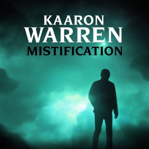 Mistification audiobook cover art