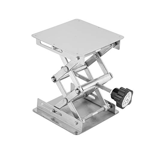 Hubtisch Laborständer Tisch Scherenlift, 100 * 100mm