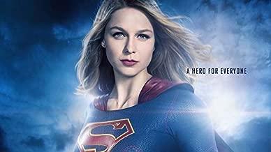 TianSW Supergirl Season 4 (25inch x 14inch/62cm x 35cm) Waterproof Poster No Fading
