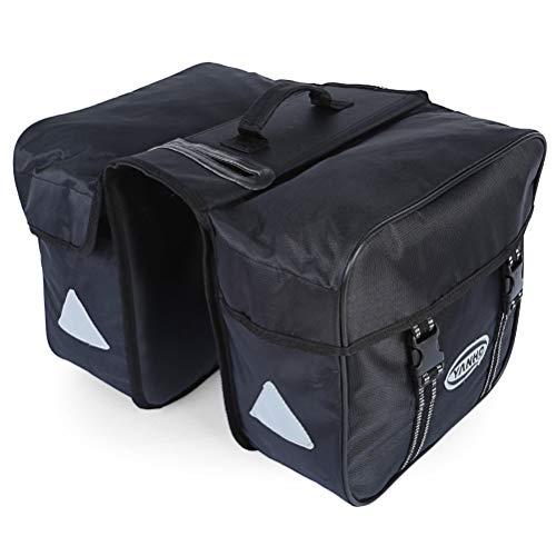 OYHN 40 L Fahrrad Kofferraum Tasche/Fahrradtasche Fahrrad Kofferraum Taschen Wasserdicht Regendicht tragbar Fahrradtasche 600D Polyester Tasche für das Rad Fahrradtasche Radsport Fahhrad
