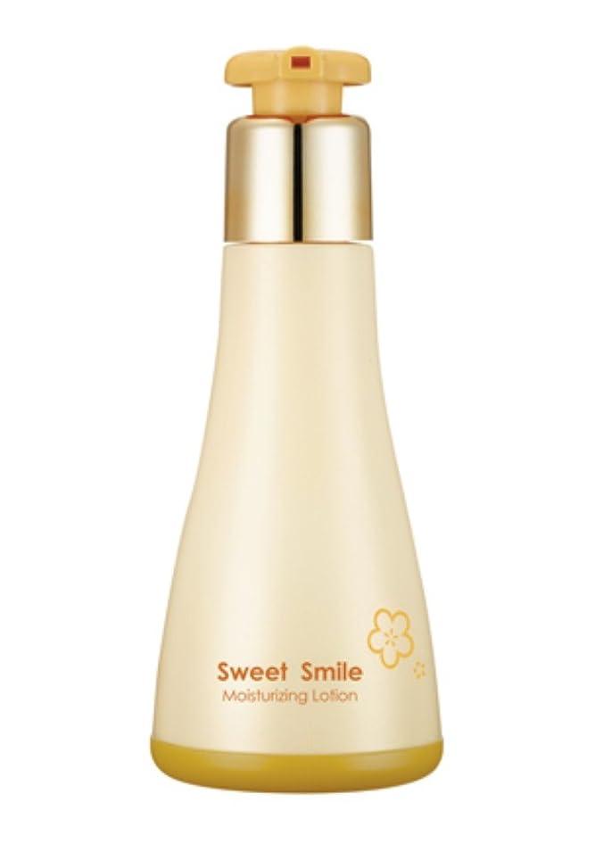 マーチャンダイジング秘書デコレーション[New] su:m37° Sweet Smile Moisturizing Lotion 250ml/スム37° スイート スマイル モイスチャライジング ローション 250ml