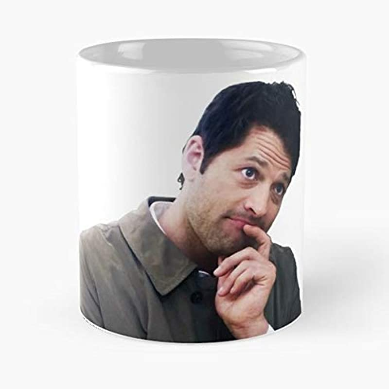 Supernatural Castiel Casifer Lucifer Funny Gifts For Men And Women Gift Coffee Mug Tea Cup White 11 Oz The Best Holidays