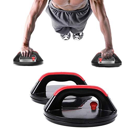 HEELPPO Push Up Bar Tabla De Flexiones Gym Form El Entrenamiento De Fuerza De Equipo Soportes De Barra Push Up Casa De Equipos