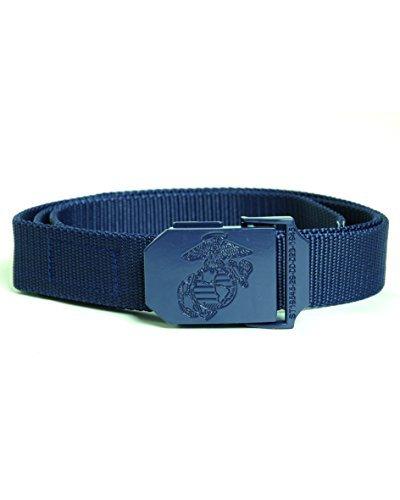 Mil-Tec USMC Gürtel, blau by Mil-Tec