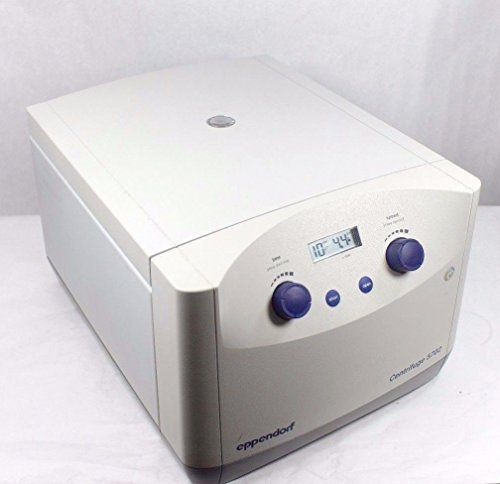 Eppendorf 5702 Centrifuge with Rotor A-4-38 & 4x Swing-Bucket, 120 V, 60 Hz