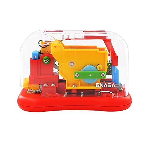 C. Inside - Electric Stapler - Battery Operated Automatic Stapler - Durable - Clear & Colorful - Office, Home or School
