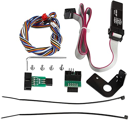 YBINGA Auto Creality BL-Touch cama sensor autonivelante para impresora 3D CR-10/Ender-3 Kit piezas piezas de repuesto
