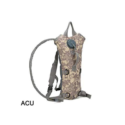 Amazing 3L Bolsa de Agua para Senderismo, Camping, hidratación, Mochila Camelbak Pack, 13