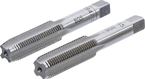 BGS 1900-M14X1.5-B | Machos | macho inicial y de acabado | M14 x 1,5 | 2 piezas