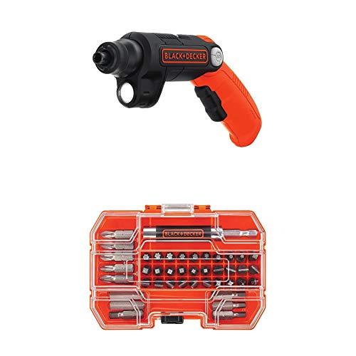 BLACK+DECKER BDCSFL20C 4V Max Lithi…