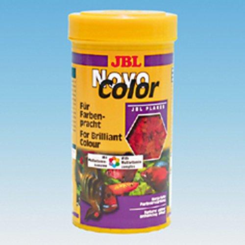 Jbl - Aliment Poissons Exotiques - Novo Color - 100 Ml / 18 G