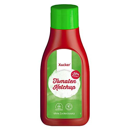 Zuckerfreies Ketchup mit Xylit
