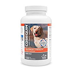 Nutramax Cosequin DS Chewables Plus MSM