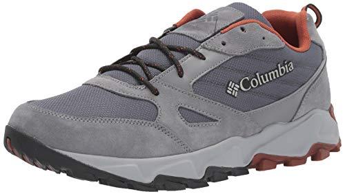 Columbia IVO TRAIL Zapatillas de deporte para hombre, Gris(Graphite, Dark Adobe), 43 EU