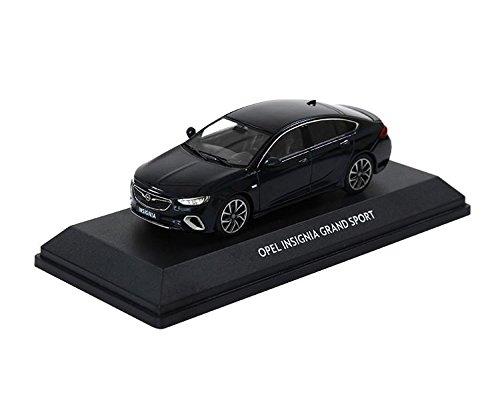 Opel Insignia B Grand Sport 1:43 Tiefsee Blau