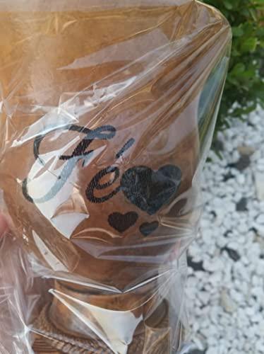 Cuia Chimarrão porongo tradicional personalizada com sua logo