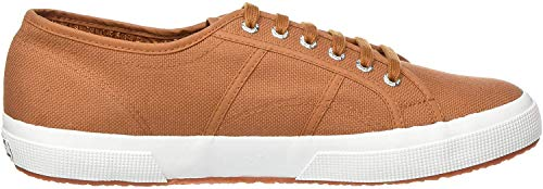 Superga 2750 COTU Classic Sneakers, Zapatillas Unisex Adulto, Marrón (Brown Sierra 751), 48 EU