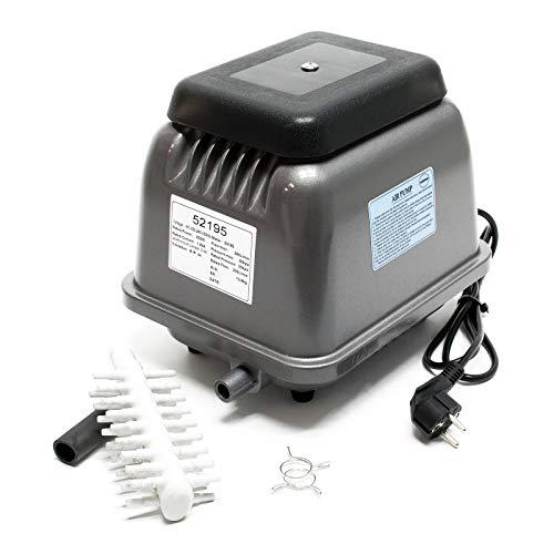 Sunsun HJB-280 elektromagnetische Luftpumpe für Aquarium und/oder Gartenteich