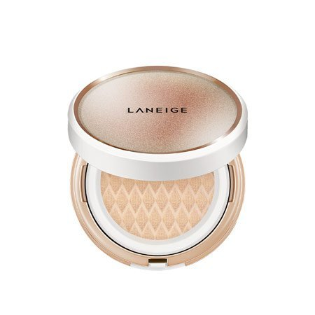 2016 New Laneige BB cushion_Anti-aging SPF50+ PA+++ 15g*2 (#21C Cool Beige)