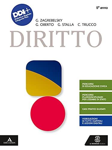 Diritto. Per il 5° anno degli Ist. tecnici e professionali. Con e-book. Con espansione online