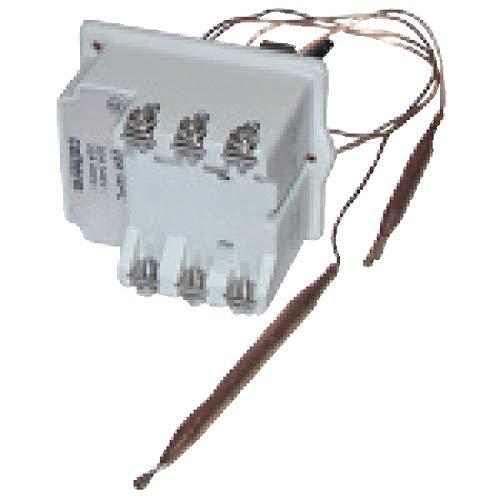 Cotherm - Termostato para calentador de agua - Tipo GPC 450 con 2 bulbos - : KGPC900507