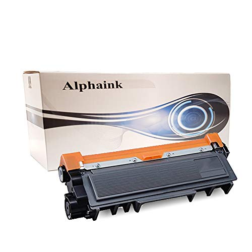 Toner Alphaink Compatibile con Brother PFTN2320 versione da 2600 copie per stampanti Brother DCP-L2500 2520 2540 2560 2700 HL-L2300 2320 2321 2340DW 2360DW 2700DW MFC-L2701 2703 2720DW 2740DW