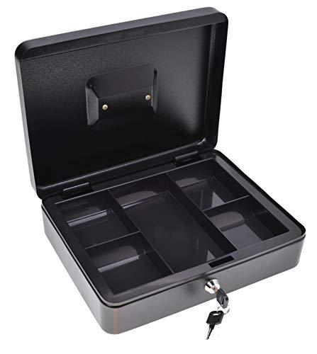 HMF - Caja de caudales (300 x 240 x 90 mm)