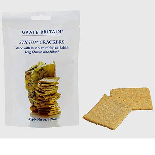 アーティザン グレイトブリティン ブルーチーズチーズクラッカー【ケース販売】 45g×20袋入り