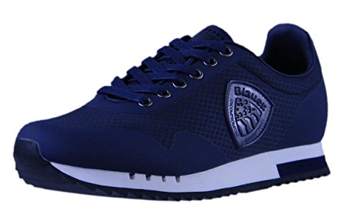 Blauer USA 8SDETROIT04/MES Sneakers Homme Navy 45
