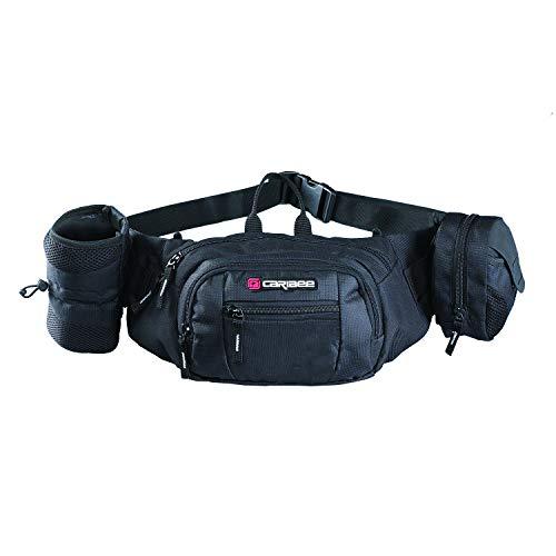 Caribee Road Runner Waist Bag Equipaje-Bolsa de Mensajero, U