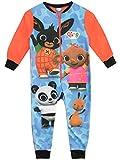 Bing Pijama Entera para niños Flop y Pando Multicolor 4-5 Años