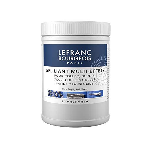 Lefranc Bourgeois Additif Gel Liant Multi-Effets 500ml
