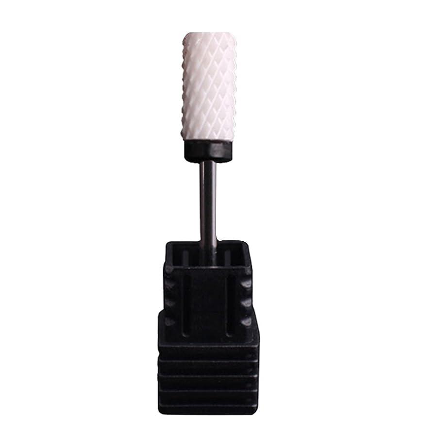 戻す手伝う遮るTerGOOSE 陶磁器ドリルビット ネイルマシンビット 研削ネイル ネイルドリルビット ネイルマシーン用ビット 爪ドリルビット 交換用品 耐摩耗性 耐腐食性 高硬度 硬質セラミックドリルビット(XC)