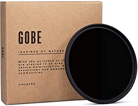 Gobe ND1000 72mm MRC 16-Layer ND Filter
