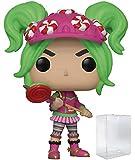 Fortnite Funko Zoey Pop! Figura de vinilo (incluye funda protectora compatible con Pop Box)