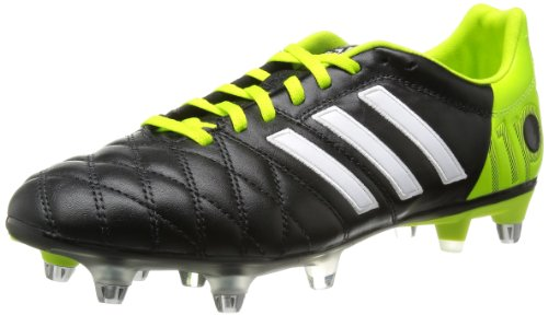 Adidas Adipure 11 Pro TRX SG Schwarz-Grün, F33104_Größe:6.5 - 40