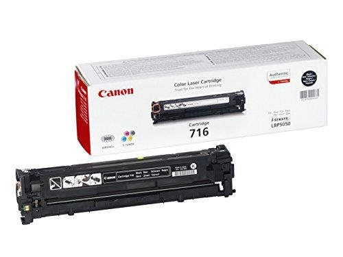 Canon 1980B002 716 Tonerkartusche schwarz 2.300 Seiten