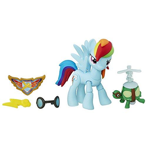 My Little Pony Guardians of Harmony Rainbow Dash Figure by My Little Pony