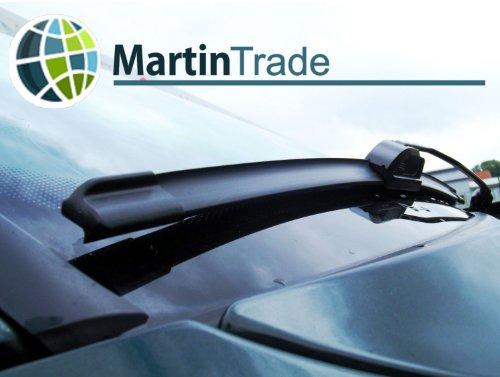 Phil Trade MT-150 Komplett Set Scheibenwischer Vorne und Hinten