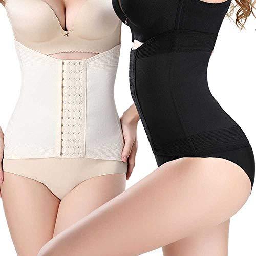 YSHJF Afslanken Taille Trainer Vrouwen Body Shaper Cincher Modeling Riem Trekken Ondergoed Rubber Korset Slim Tummy Strap Shapewear